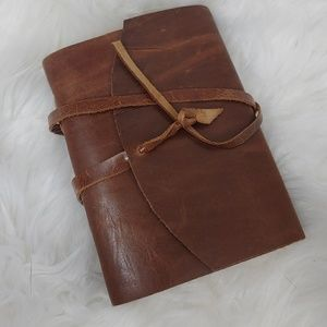 Other - 🎉HP Handmade Leather Joural